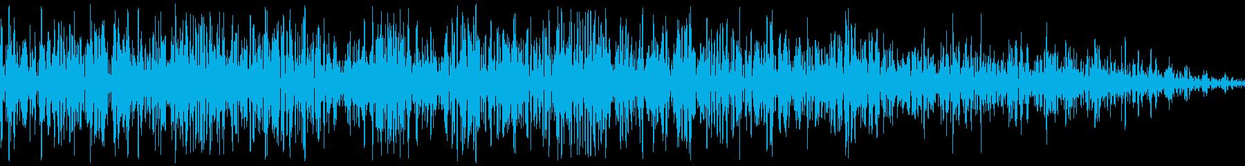 ガラガラ(開閉 引き戸)の再生済みの波形