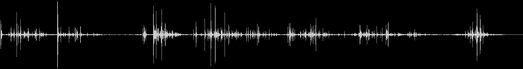 スモールロックスタンブリングダウン...の未再生の波形