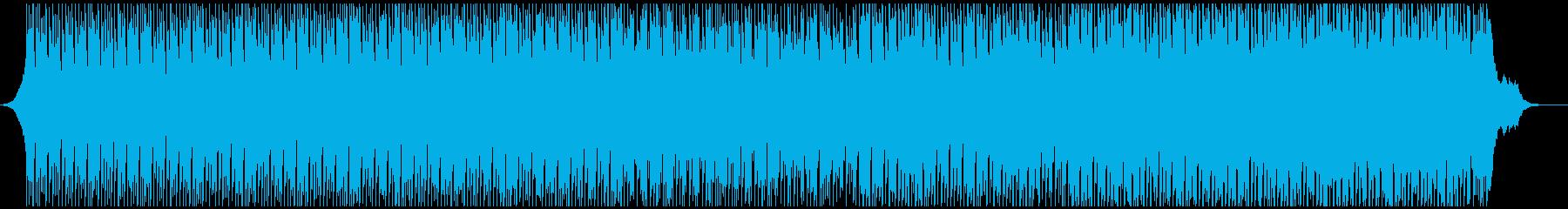 不動産の再生済みの波形