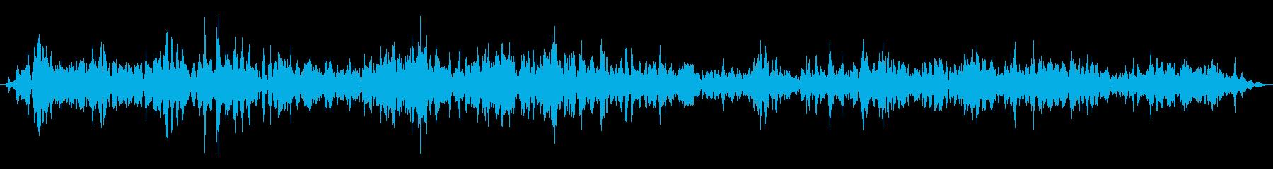 群集 男性の群衆ハッピー02の再生済みの波形