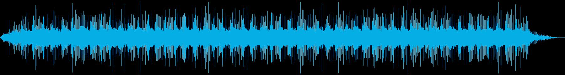 ラチェットローンスプリンクラー:O...の再生済みの波形