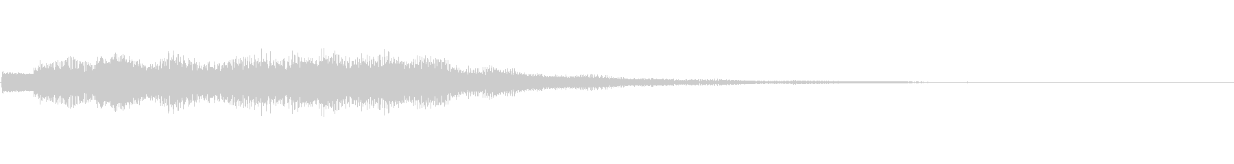 KANTチャイムアイキャッチ17225の未再生の波形