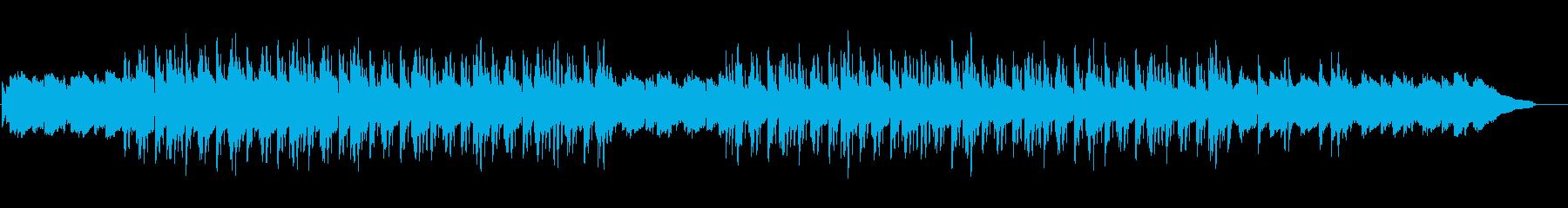 かわいらしいChill・HIPHOPの再生済みの波形