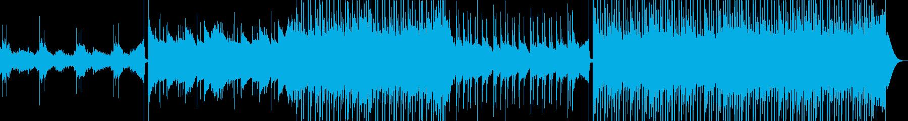 R&B・エモい・落ち着いた・風情・色気の再生済みの波形