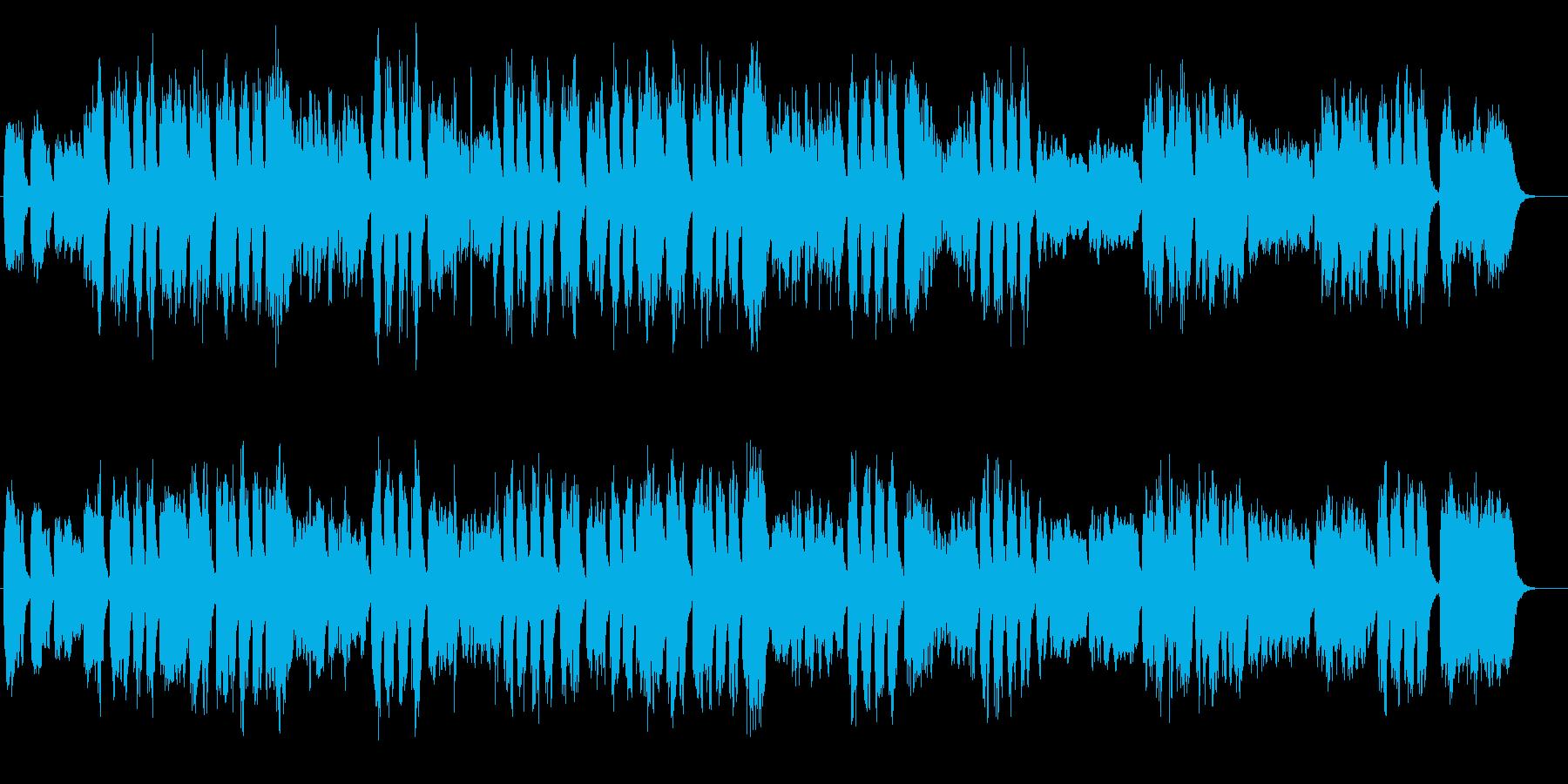 ハレルヤ合唱 パイプオルガンクラシックの再生済みの波形