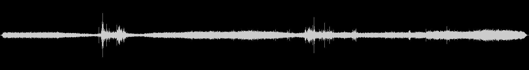 ショベル、積込瓦;; DIGIFF...の未再生の波形