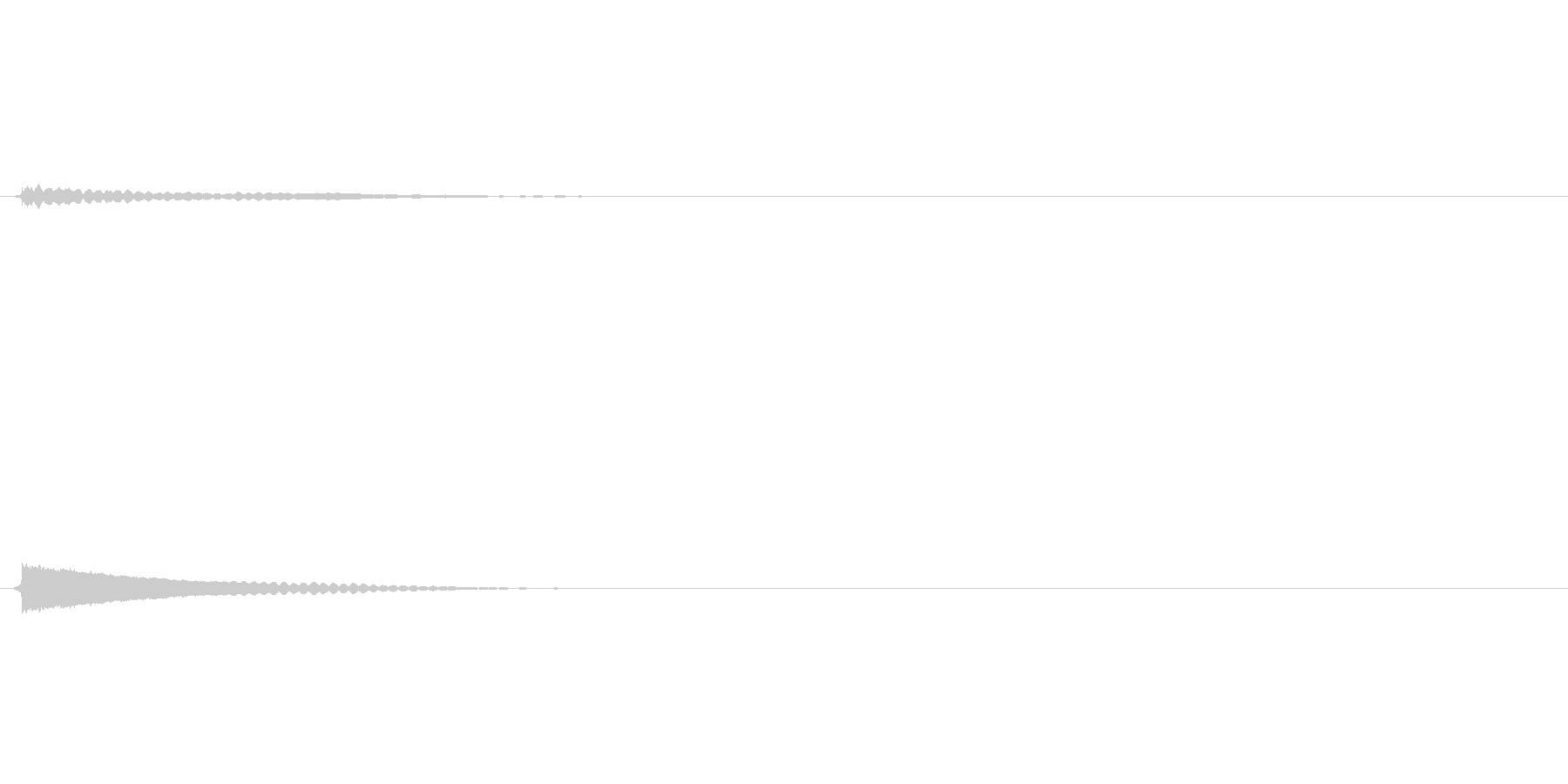 キラキラ系_047の未再生の波形