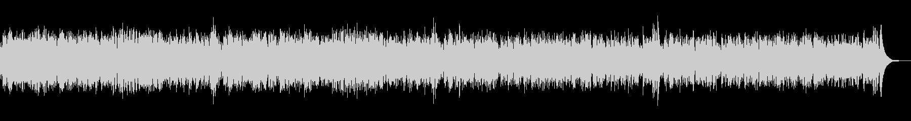 軽快で洒脱なチェンバロ バロック・高音質の未再生の波形