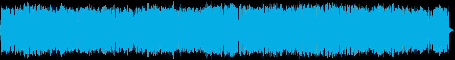 スペーススキャナーパネルの一定した...の再生済みの波形