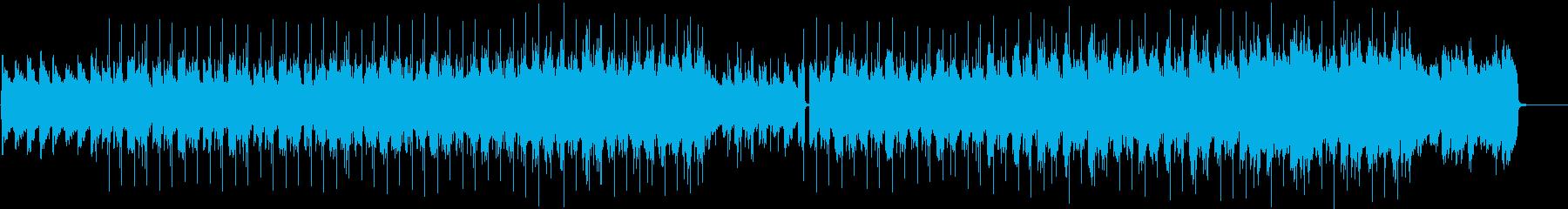 ほんのり切ないチルアウトの再生済みの波形