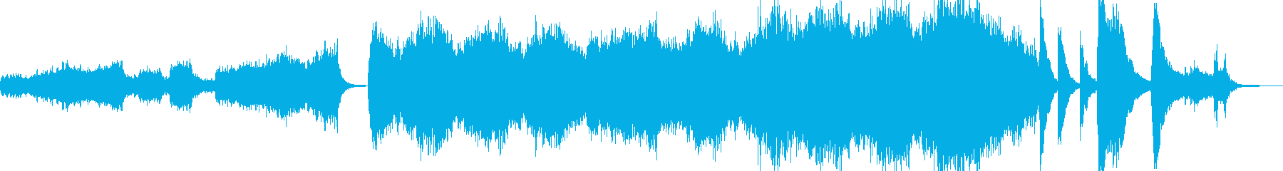 RPG・弦楽合奏の爽やかなイメージ aの再生済みの波形