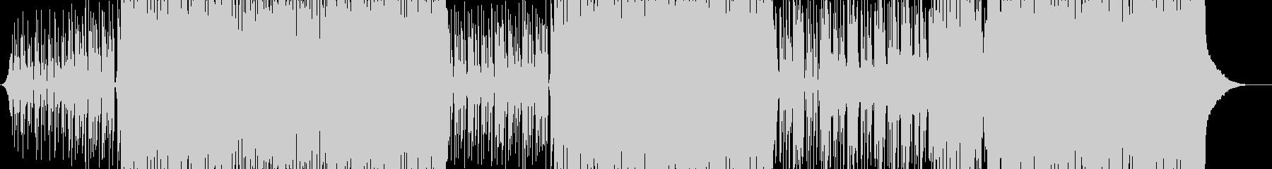 中毒性のあるアゲ↑なEDM/オフリードの未再生の波形