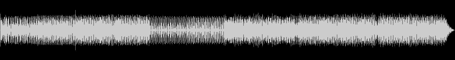 プログレッシブハウス。通常のグルー...の未再生の波形