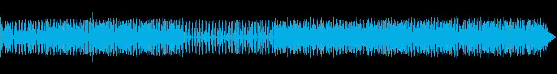 プログレッシブハウス。通常のグルー...の再生済みの波形