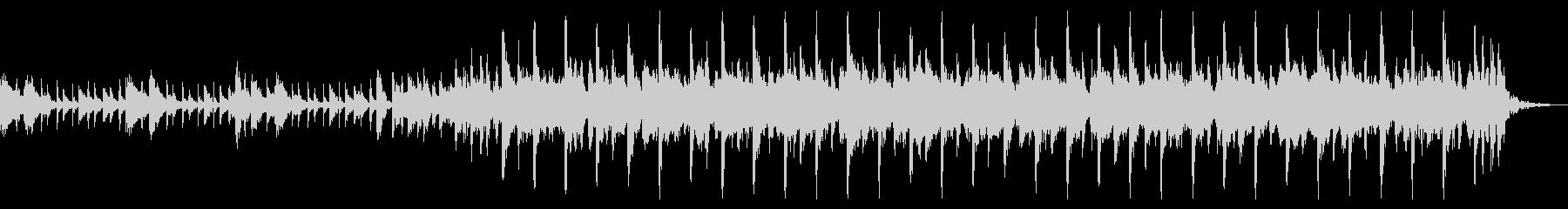 キラキラでかわいいアコギと鉄琴30秒版の未再生の波形