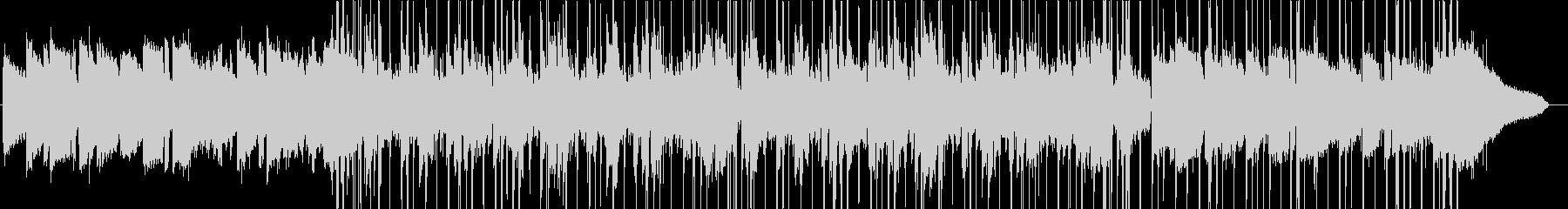 都会的なアシッドジャズ/ヒップホップの未再生の波形