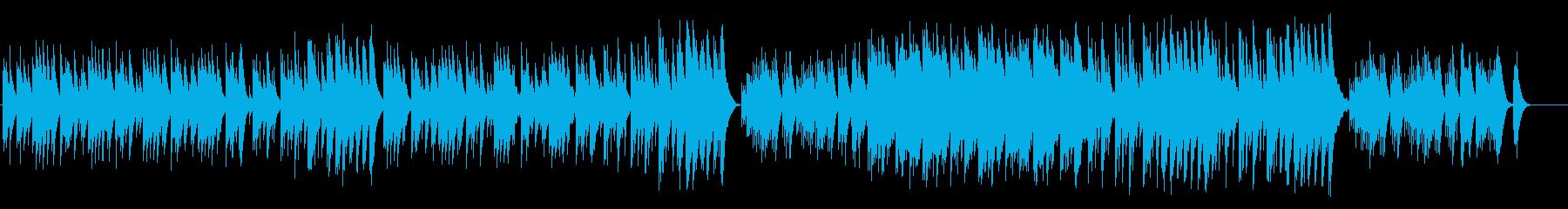 オルゴール 子供の寝顔 メルヘン 星空の再生済みの波形