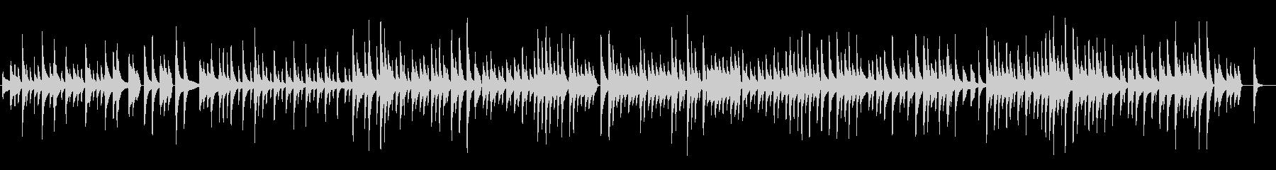 超ゆっくりなGladiolus Ragの未再生の波形