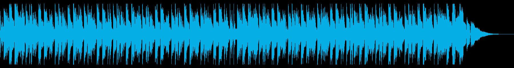 海を感じるトロピカルハウス_4の再生済みの波形