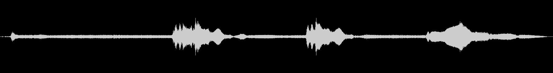 Eclipse-スタート、アイドル...の未再生の波形