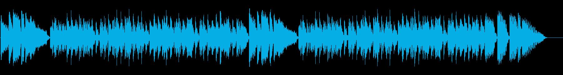 童謡こいのぼり 鉄琴でやさしくかわいいの再生済みの波形