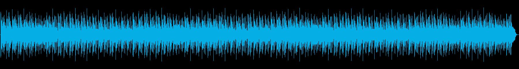 すてきなピアノのメロディーと素晴ら...の再生済みの波形