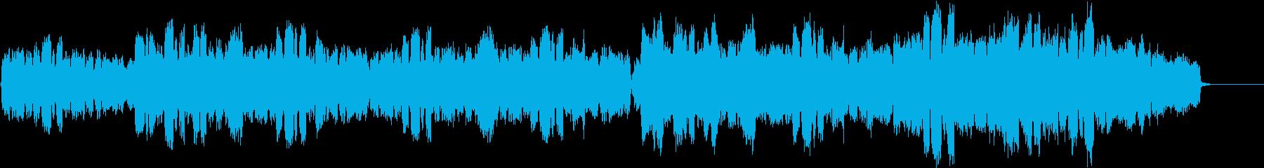 蛍の光【オーケストラ】卒業・別れの再生済みの波形