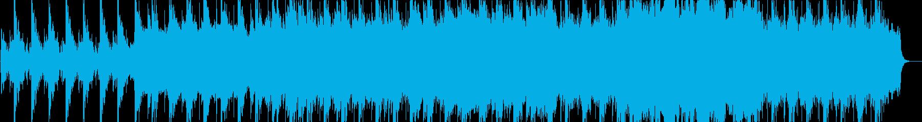SPRING 憂いあるニューミュージックの再生済みの波形