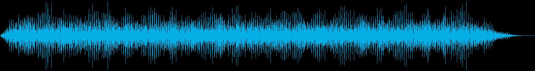 背景音 不気味の再生済みの波形