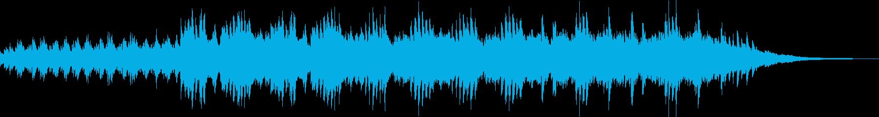 動画 センチメンタル 感情的 繰り...の再生済みの波形