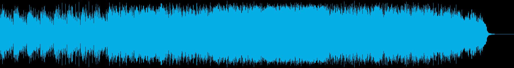 企業VP、ピアノ+バイオリン+エレクトロの再生済みの波形