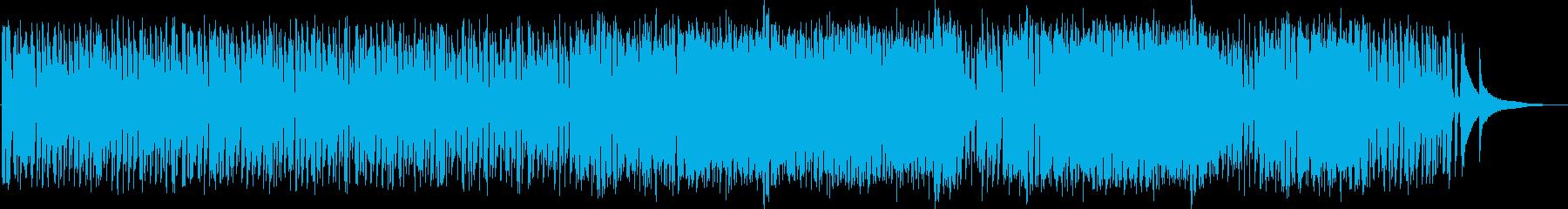 ノスタルジックなジプシージャズイン...の再生済みの波形