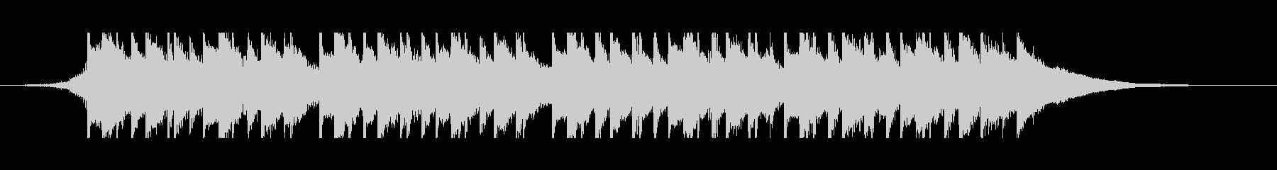 ハッピーアラビア語ラマダン(30秒)の未再生の波形