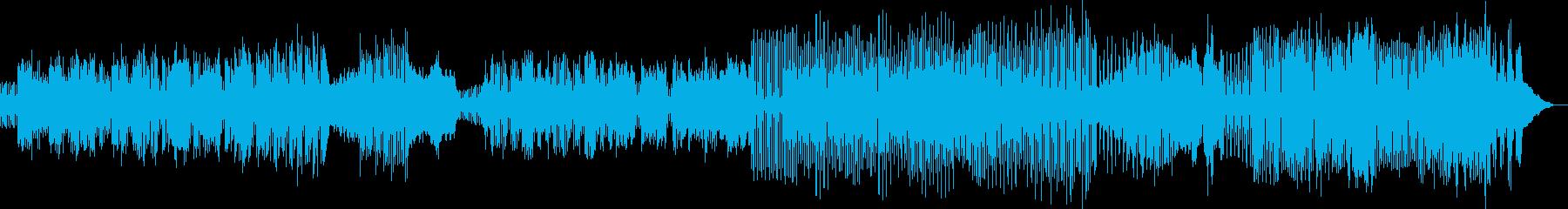 不気味可愛いハロウィン調 ドラム無 Aの再生済みの波形