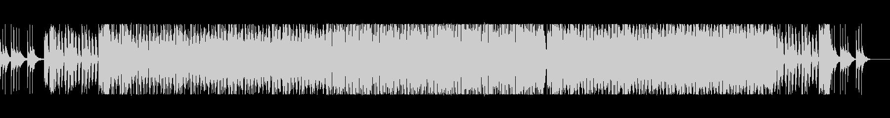 サスペンス劇伴■弦楽入り4つ打ちテクノの未再生の波形