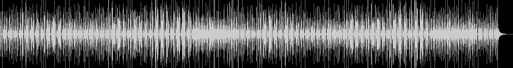 YouTube ウクレレ・口笛・日常の未再生の波形