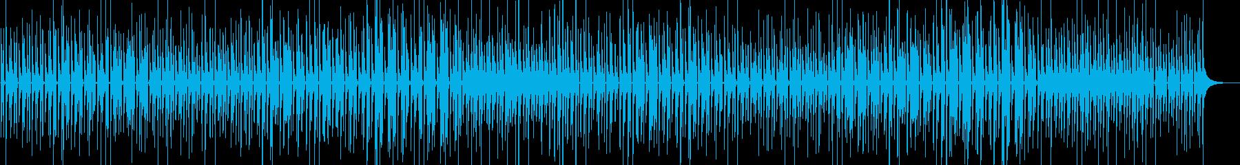 YouTube ウクレレ・口笛・日常の再生済みの波形
