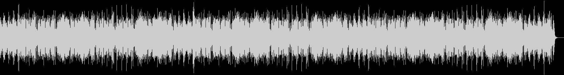 Refreshing violin / quiet karaoke's unreproduced waveform