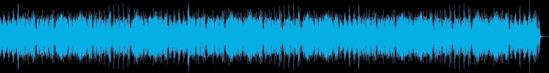 Refreshing violin / quiet karaoke's reproduced waveform
