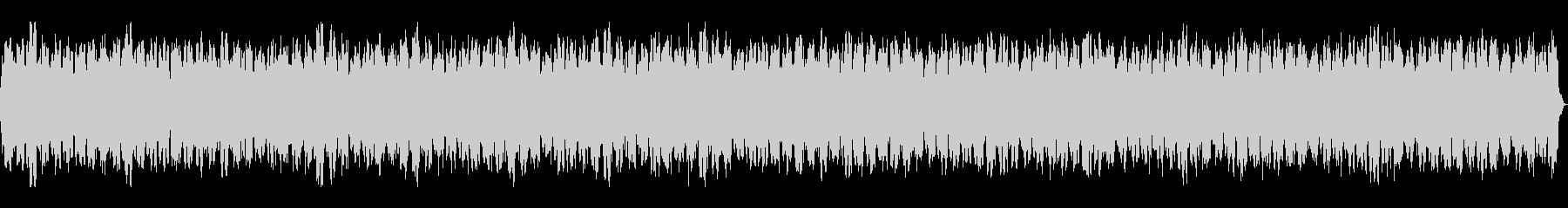 不思議系・説明系の映像に合うスローBGMの未再生の波形