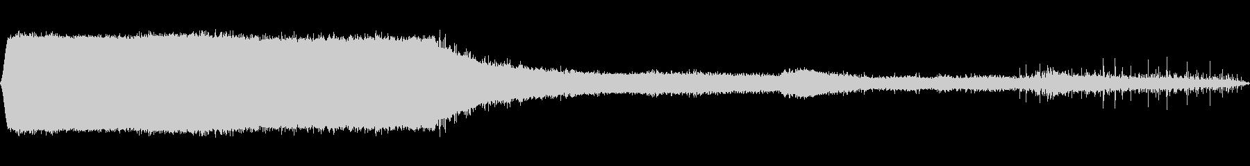 LEARJET 55:EXT:エン...の未再生の波形