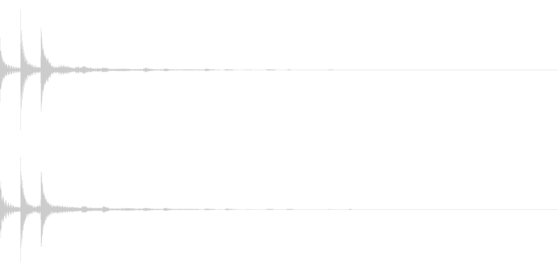 ピコポ(テクノ宇宙SF/イベント/取得の未再生の波形