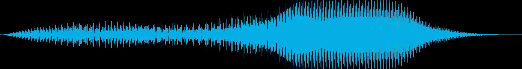 Sound logo, CM image of automobile company's reproduced waveform