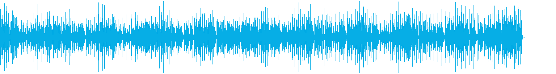 【テクノ・口笛】CM・動画・ジングルの再生済みの波形