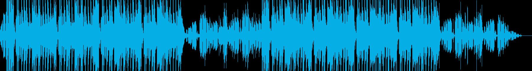 トラップ ヒップホップ レトロ 怠...の再生済みの波形
