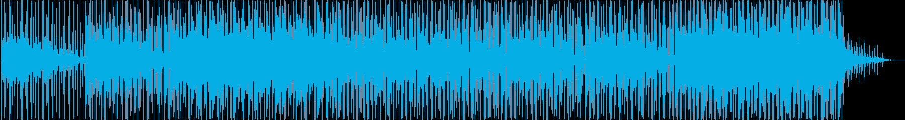 エレクトロ アクション 技術的な ...の再生済みの波形