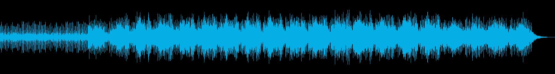 生命の誕生を想起させる神秘的BGMの再生済みの波形