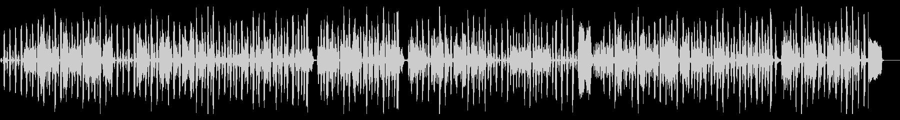 ほのぼの昭和レトロの未再生の波形