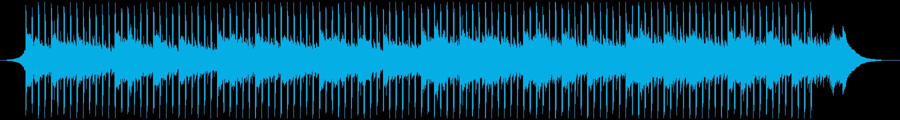 起動成功(中)の再生済みの波形