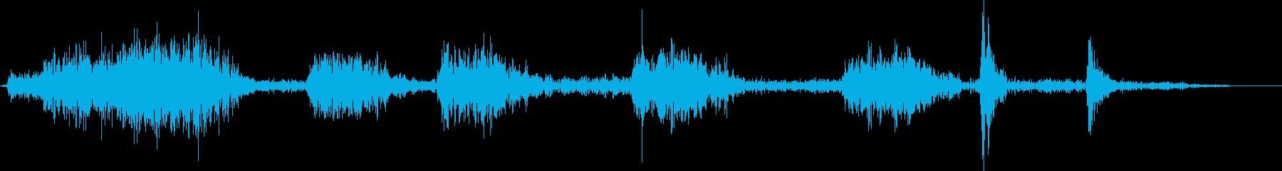 【ゲーム】 火 属性 09の再生済みの波形